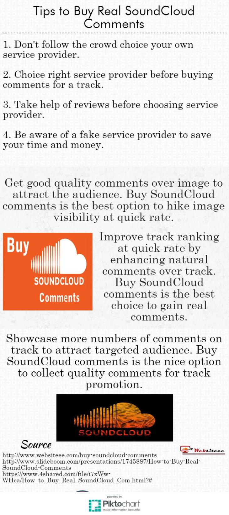 Tips to Buy Real SoundCloud Comments